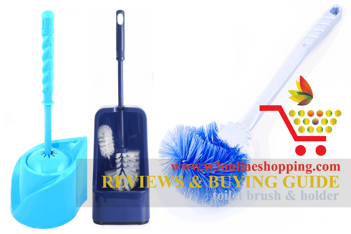 THE BEST TOILET BRUSH 2021 | REVIEWS & BUYING GUIDE | W3ONLINESHOPPING.COM