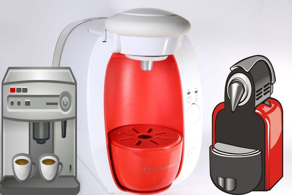 Type of Coffee Machine
