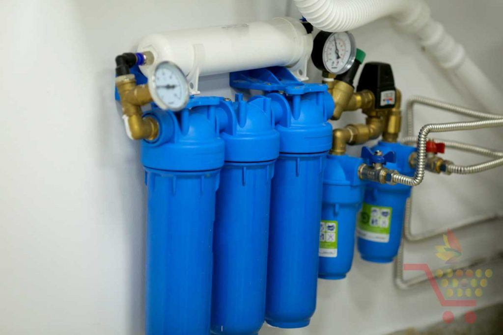 water filter for sink