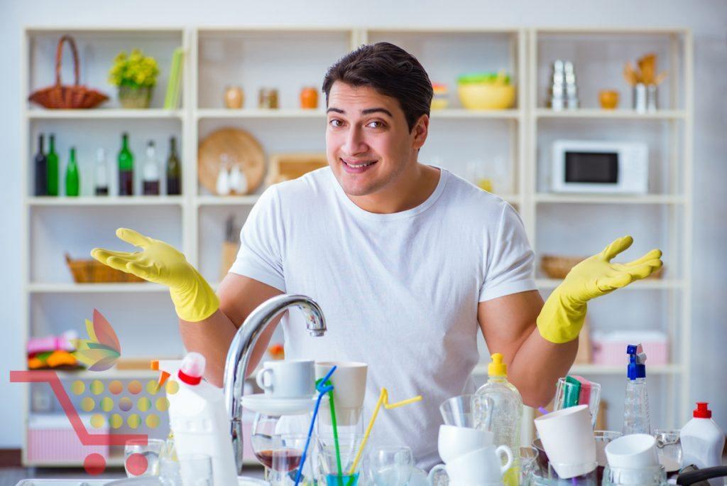 dishwasher soap