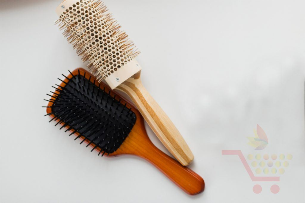 sculpting hair brush