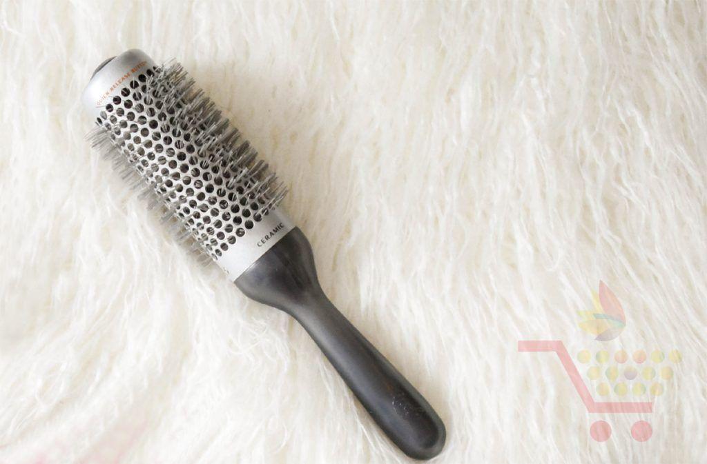 thermal round hair brush