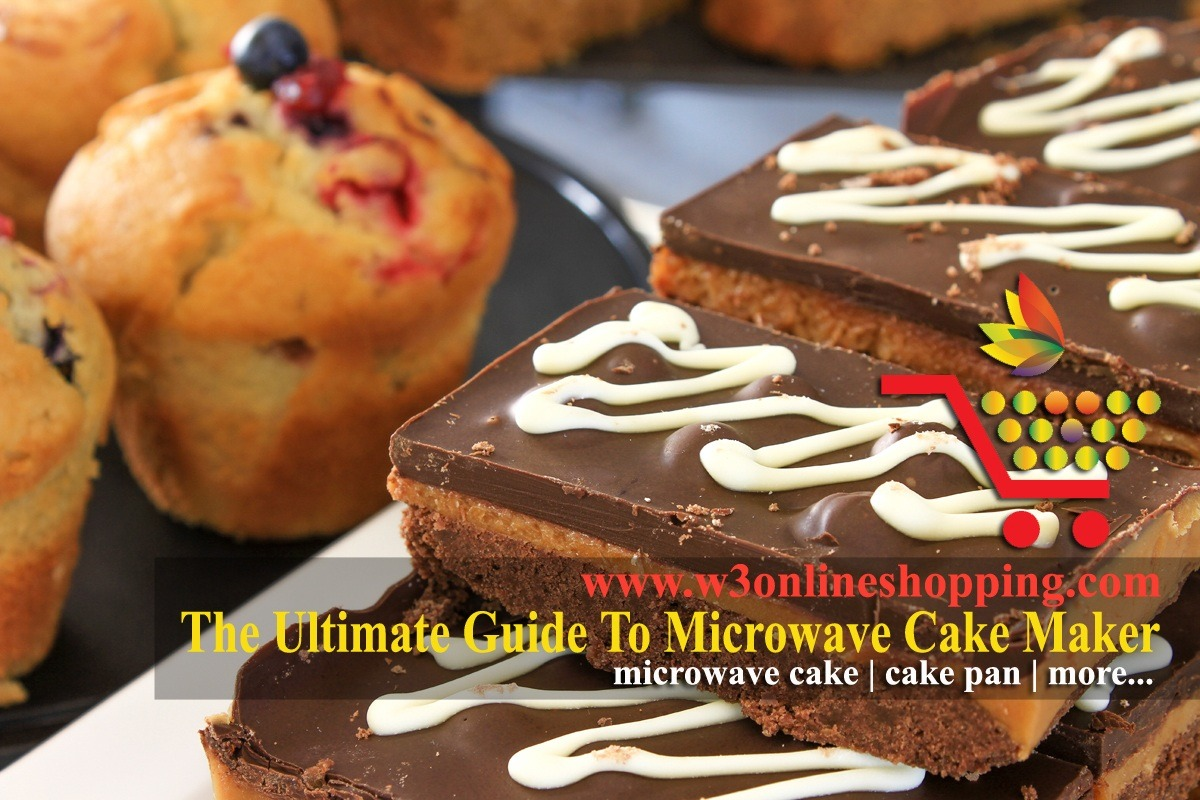 The Ultimate Guide To Microwave Cake Maker W3 Online Shopping